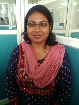 Ms. Anisha Singh