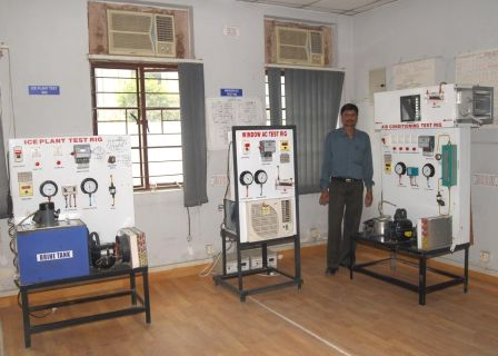 Refrigeration and Air Conditioning Lab